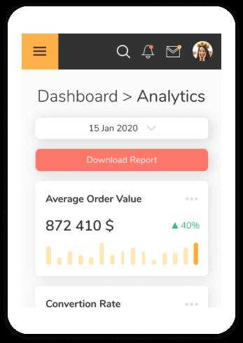 Bootstrap template demo