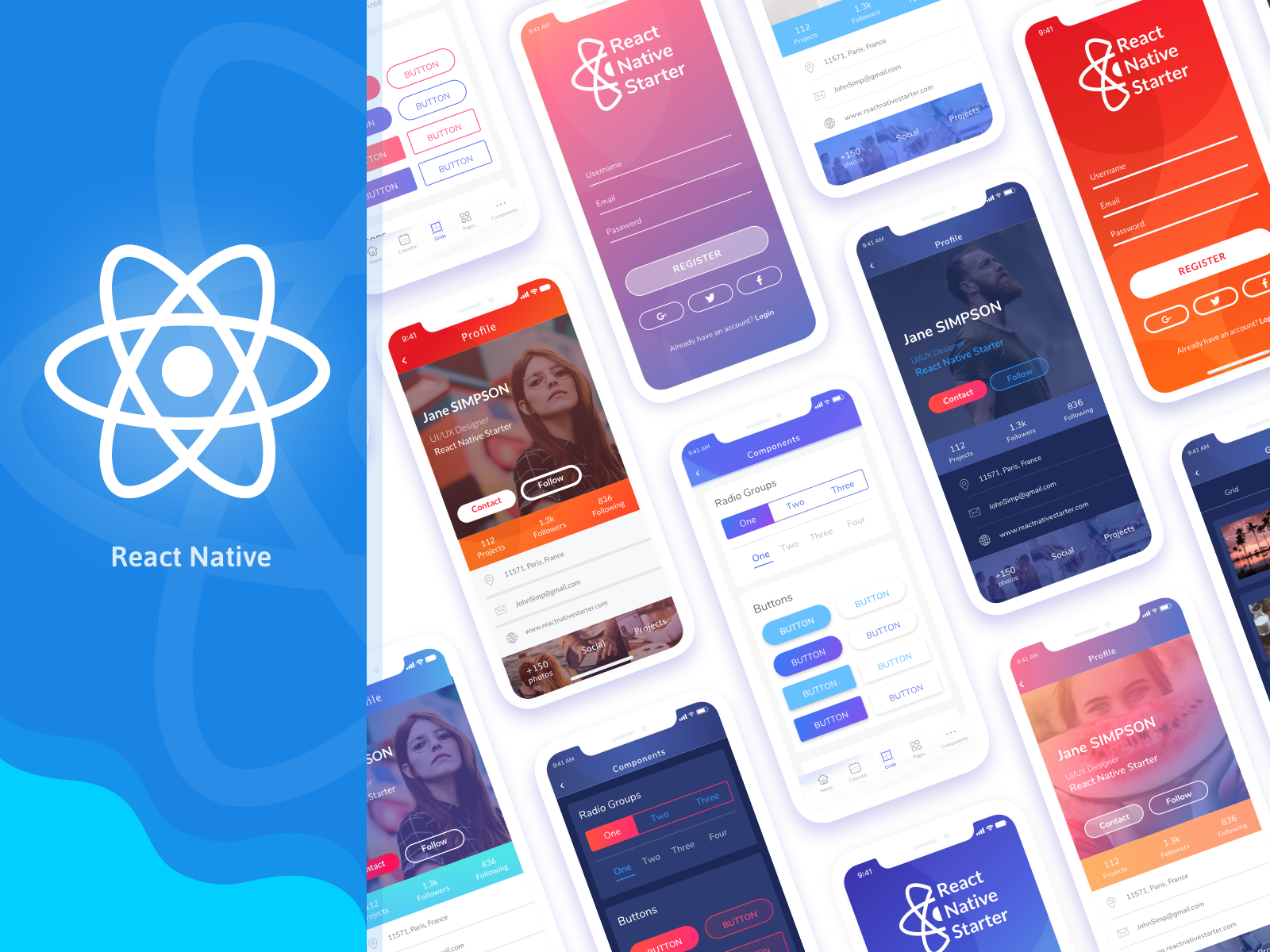 Why choose React Native for mobile development + Tutorial on How to start an App
