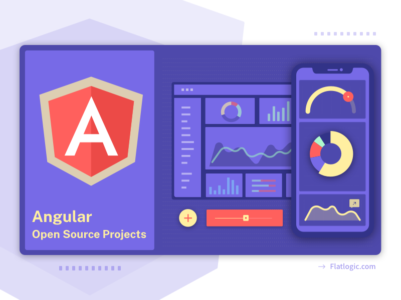 Top Angular Open Source Projects Flatlogic Blog
