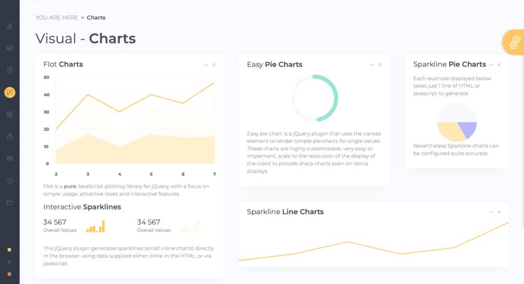 19 Online Tools for Creating Charts - Flatlogic - Blog
