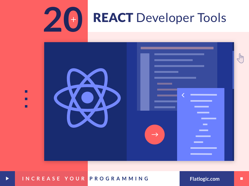 20+ React Developer Tools to Increase Your Programming Productivity