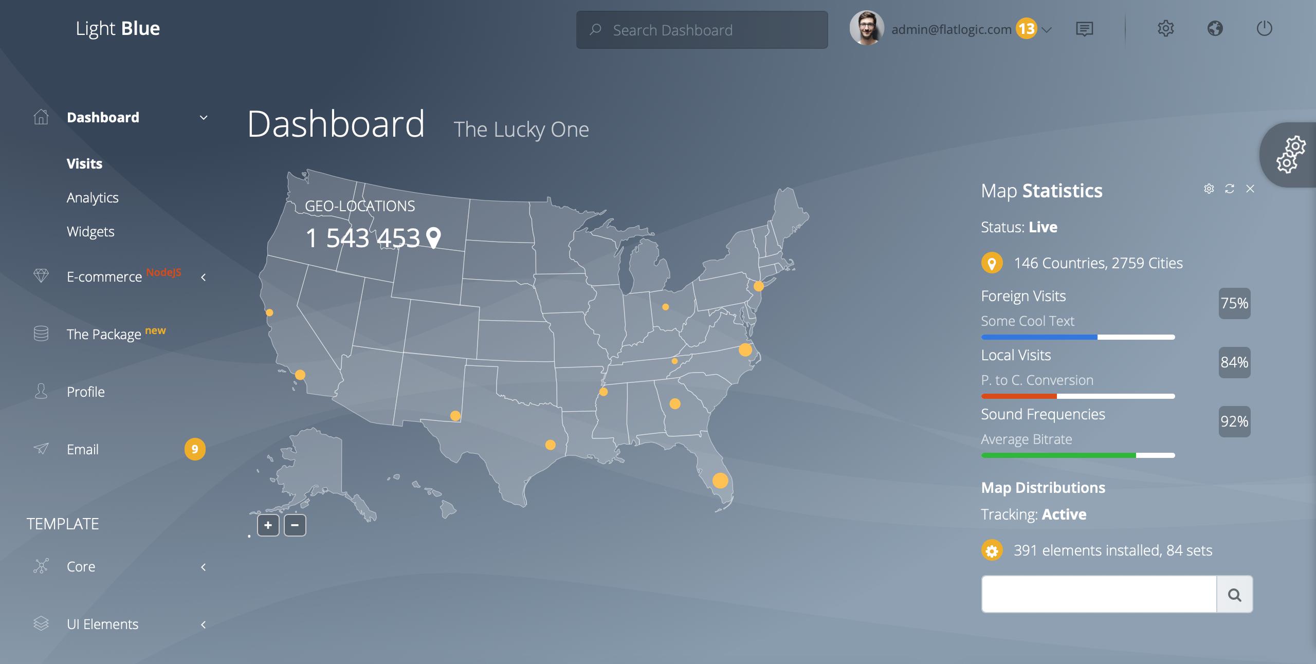 Top JavaScript Maps API and Libraries - Flatlogic Blog