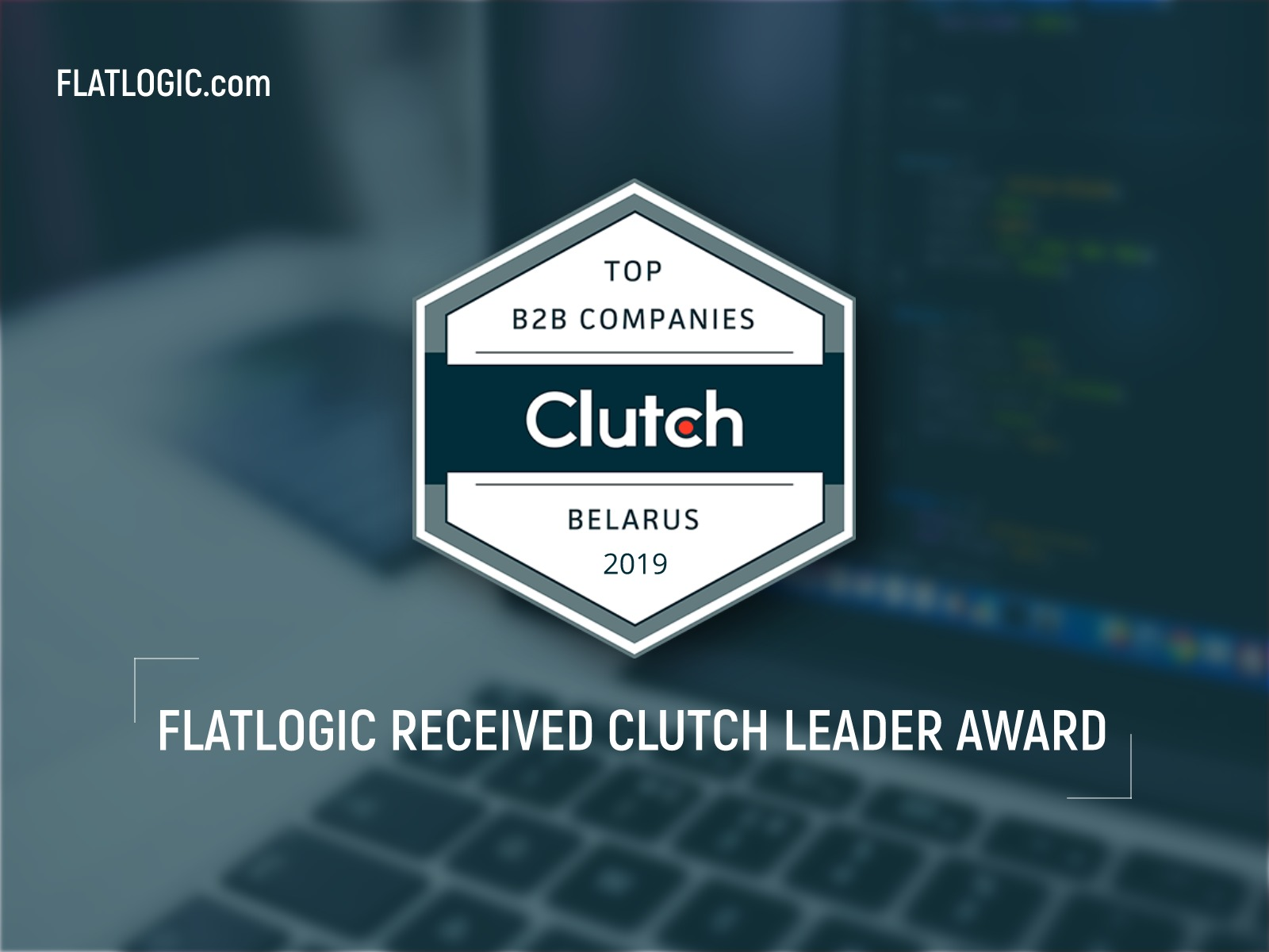 Flatlogic Awarded Top Web Developer in Belarus!