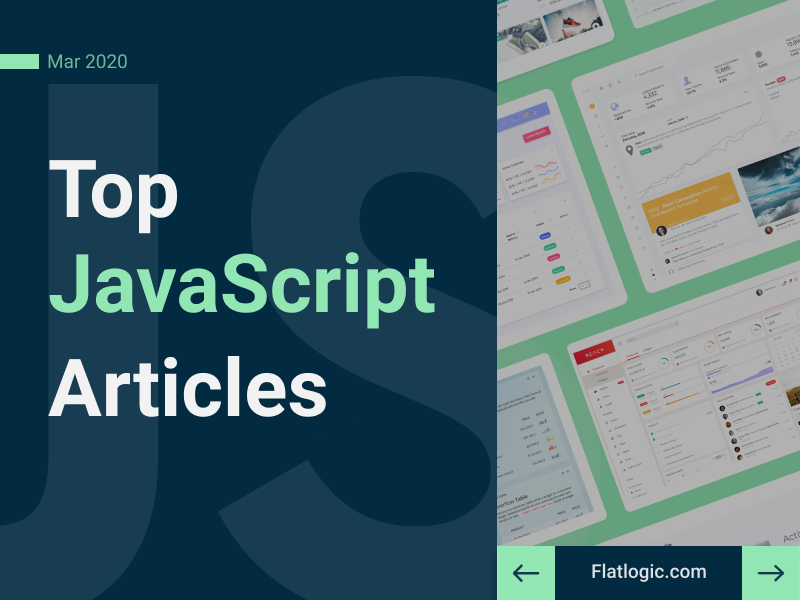 16+ Articles of March to Learn JavaScript