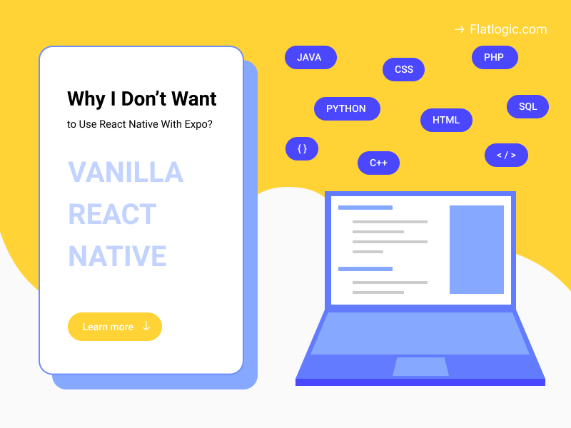 Why I Don't Want to Use React Native With Expo