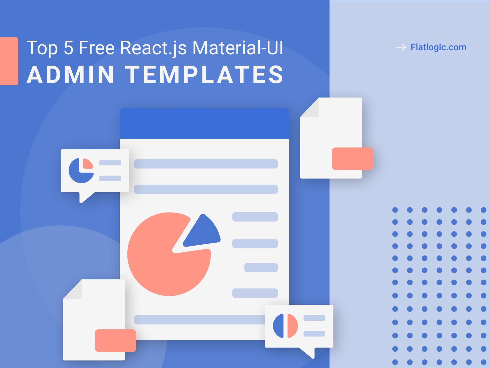 5+ Free Awesome React.js Material-UI Admin Dashboard Templates