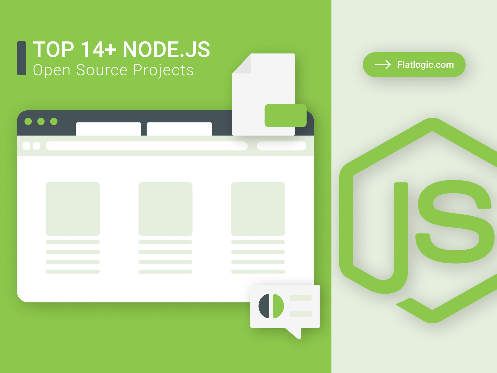 14+ Best Node js Open Source Projects