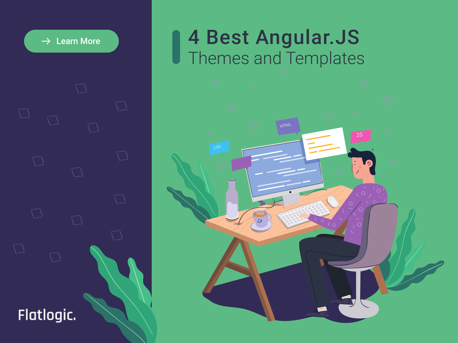 4 Best Angular.JS Themes and Templates for 2021