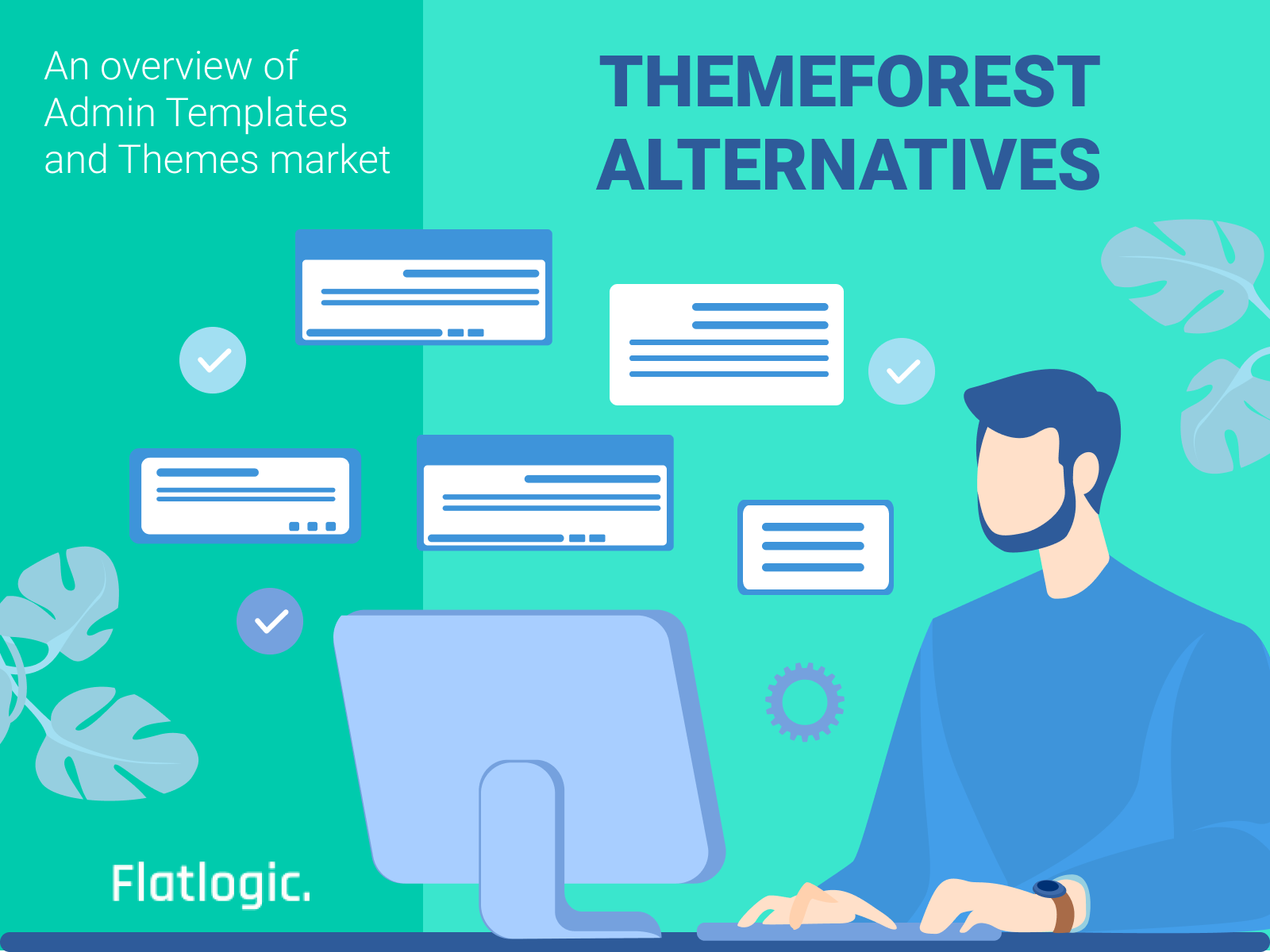 Best Themeforest Alternatives. An overview of Admin Templates and Themes market