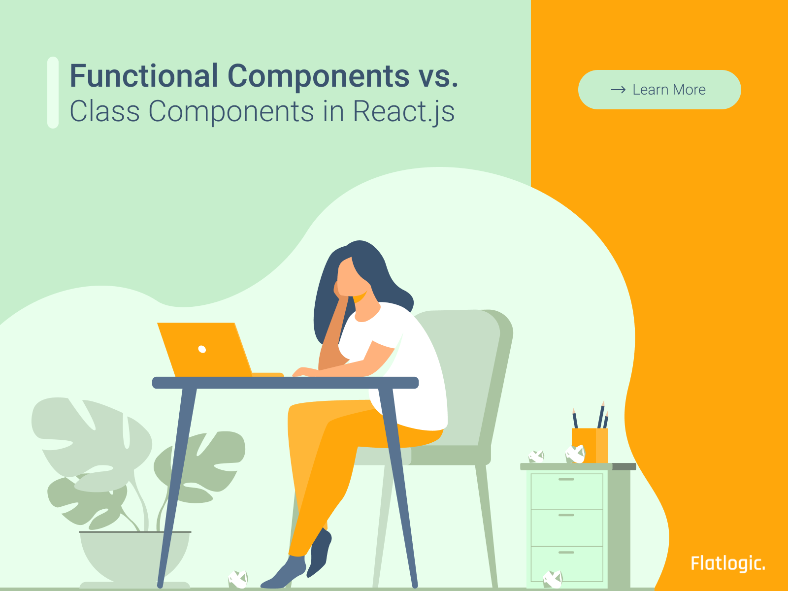 Functional Components vs. Class Components in React.js