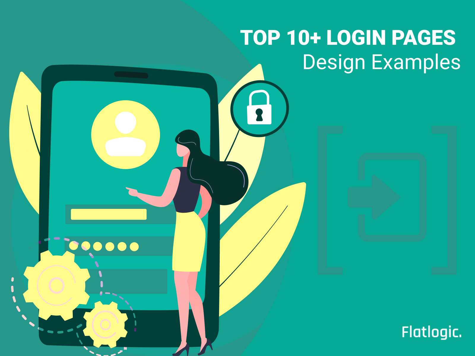 Top 13+ Login Pages Design Examples