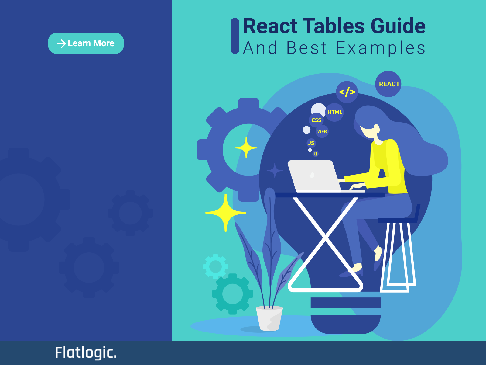 React Tables Guide And Best Examples - Flatlogic Blog