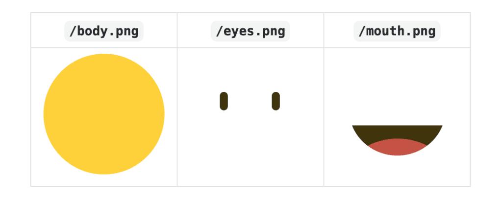 Merge images JavaScript image manipulation library