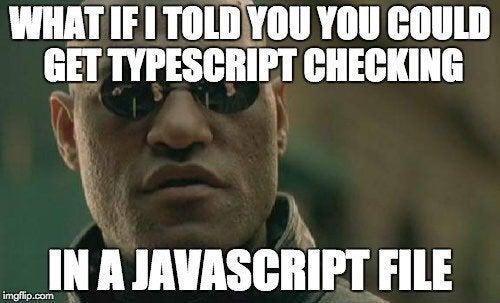 typescript type checking