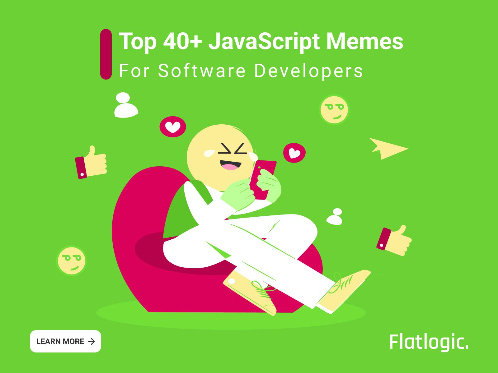Top 40+ Javascript Memes Programming Humor :D