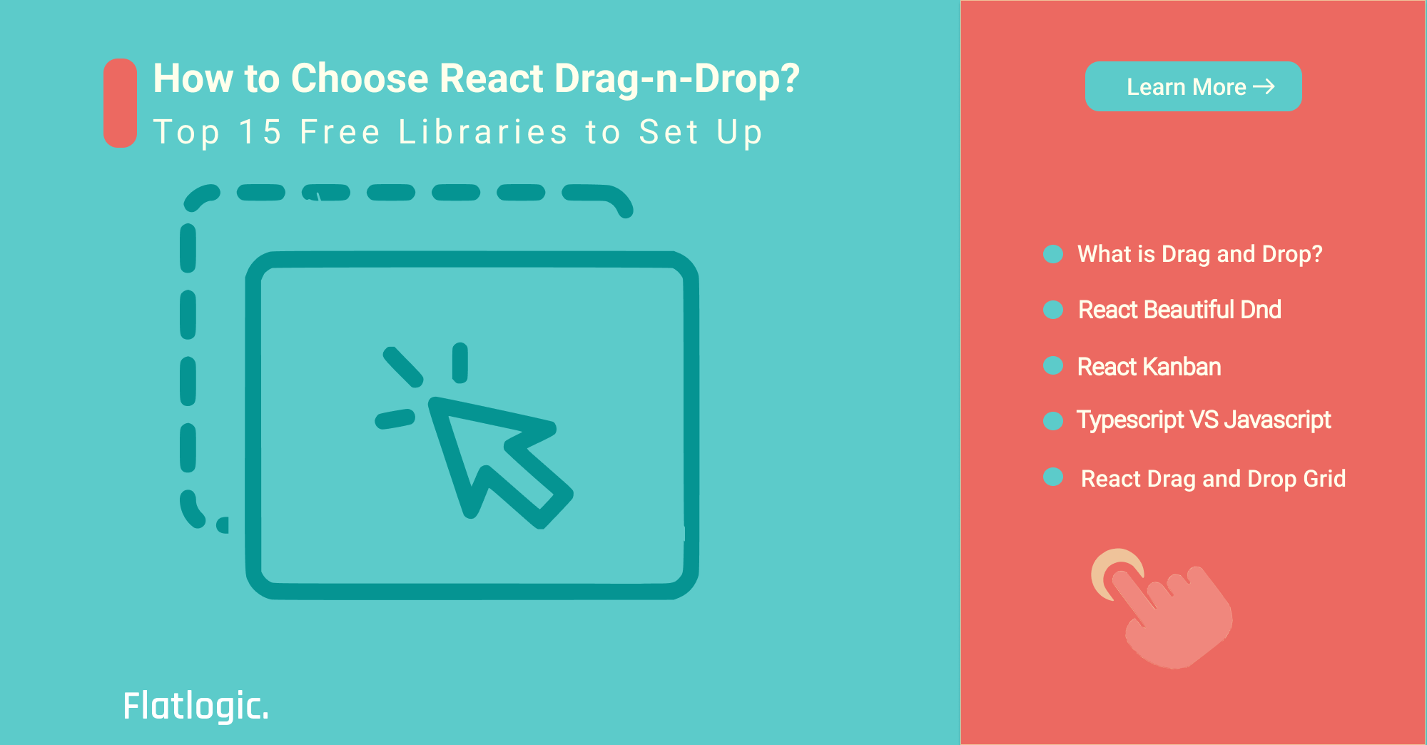 How to Choose the Best React Drag and Drop? Top 15 Free Libraries to Set Up