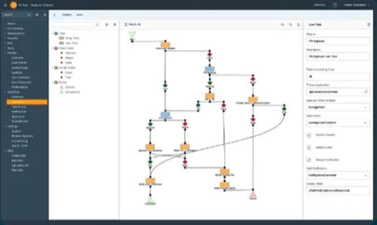 Neptune DX platform screenshot