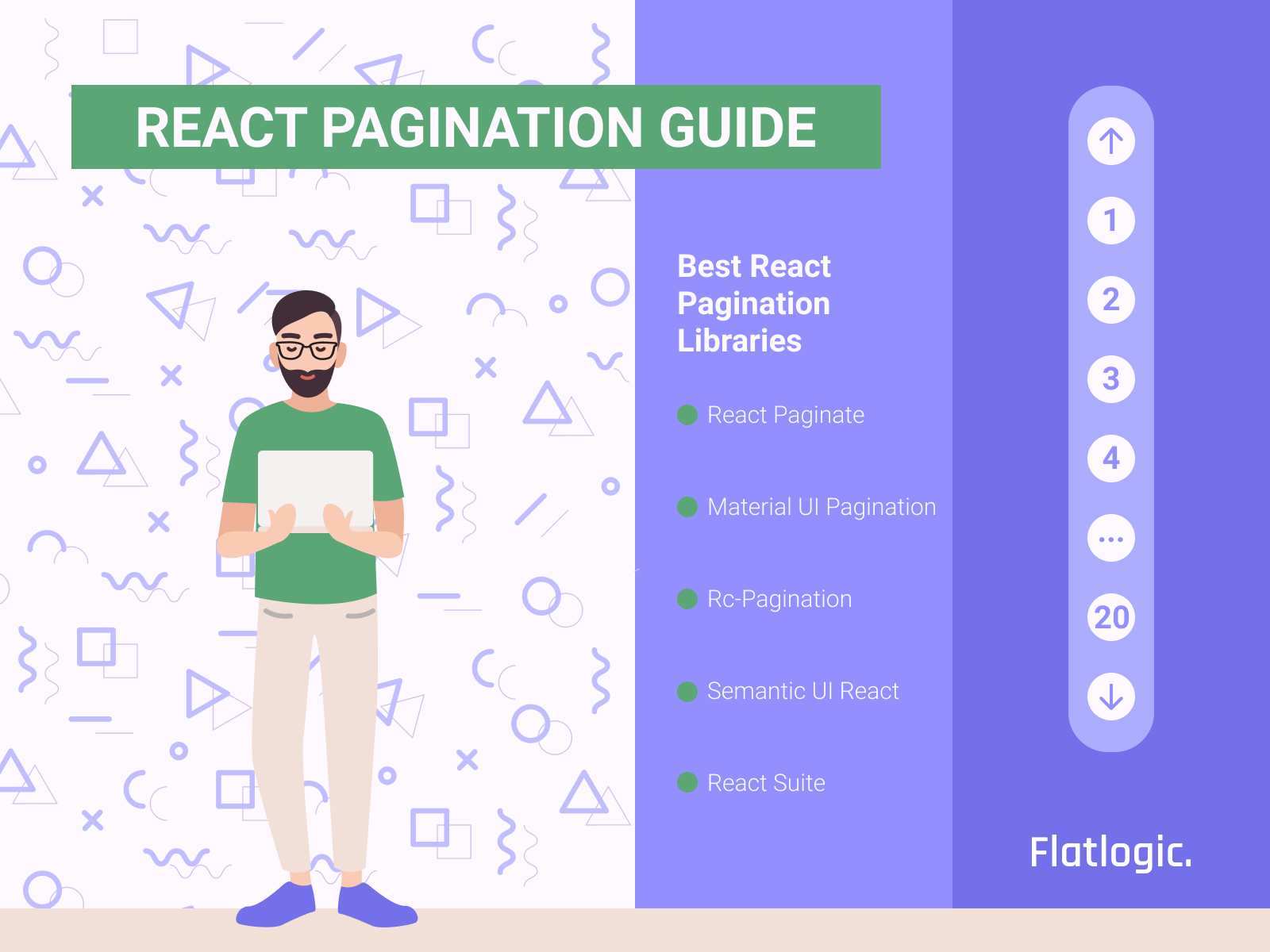 React Pagination Guide And Best React Pagination Libraries