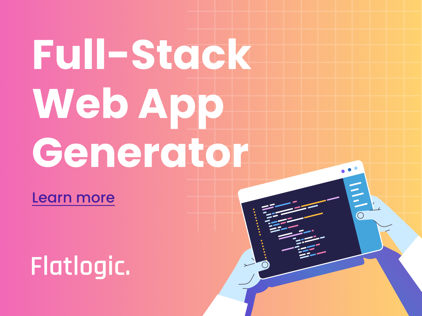 Full Stack Web Application Generator by Flatlogic