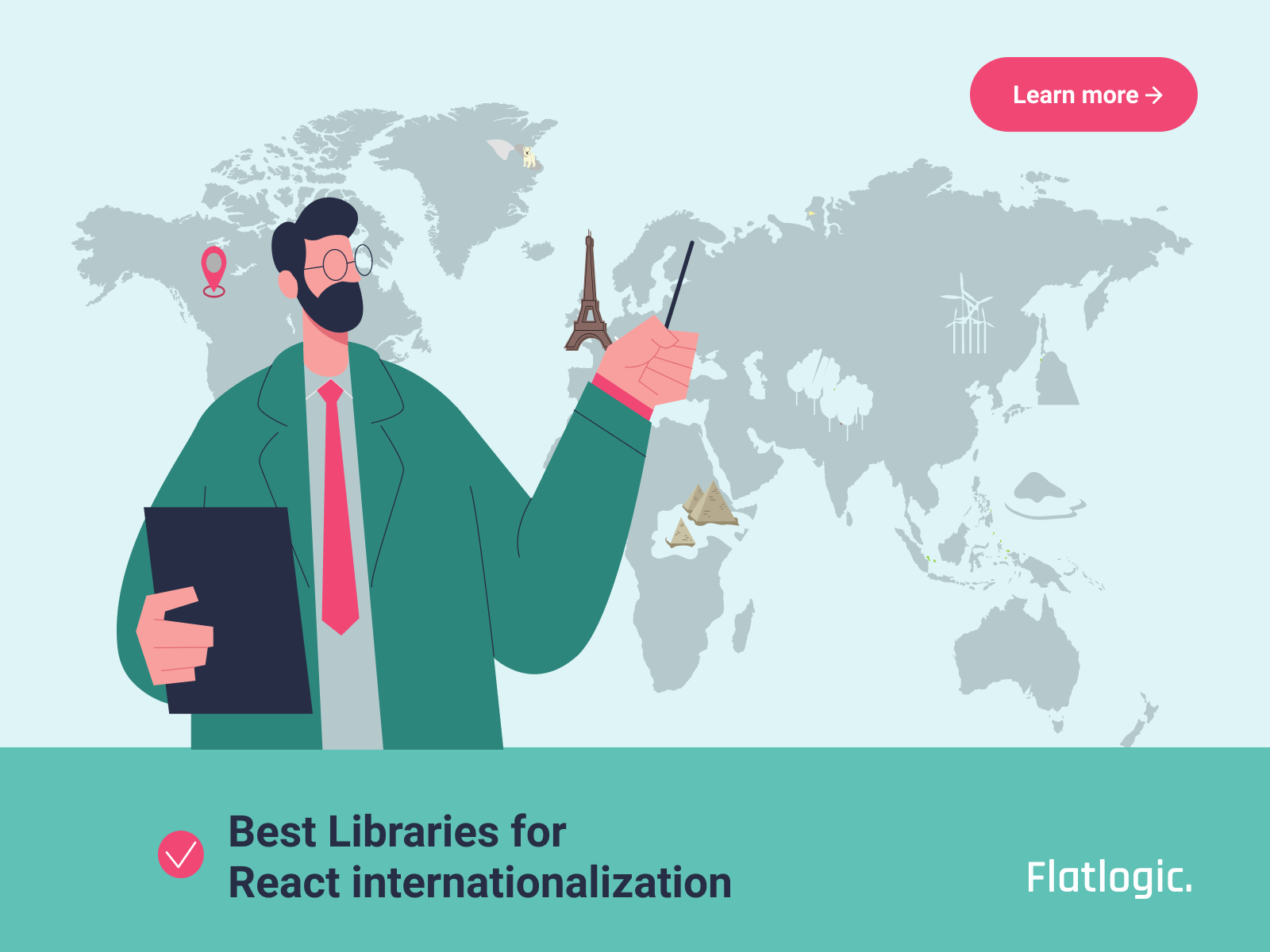 Best Libraries for React I18n