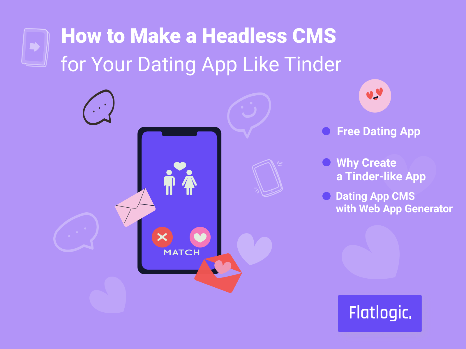 How to Make a Headless CMS for Dating App Like Tinder