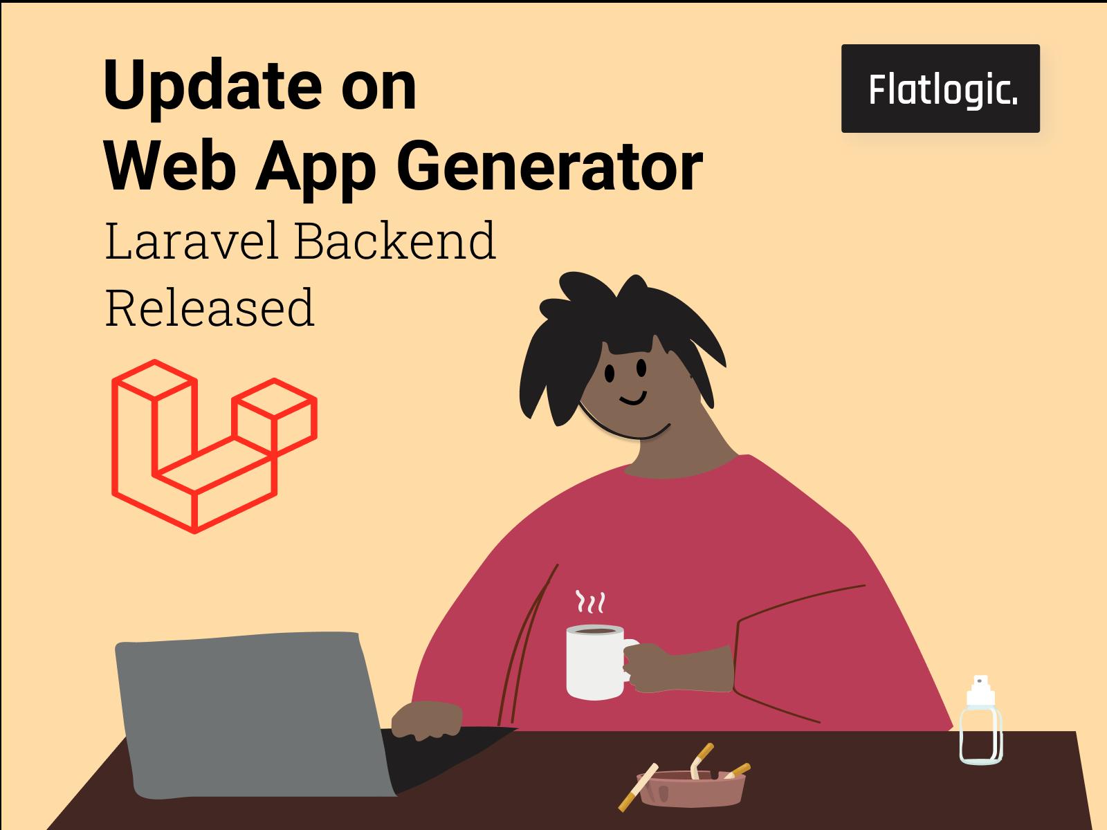 The Next Update on Flatlogic Web App Generator; Vol. 2 💥